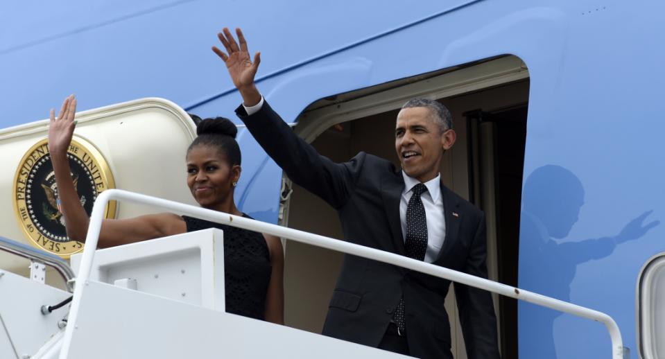 Soi điền trang đẹp như mơ nhà Obama đến nghỉ hè - 1