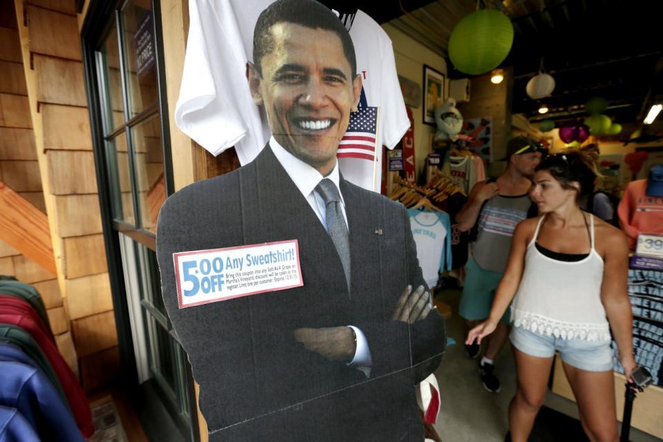 Soi điền trang đẹp như mơ nhà Obama đến nghỉ hè - 2