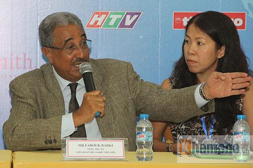 Giải Billiards 3 băng World Cup 2015 lần đầu đến Việt Nam - 1