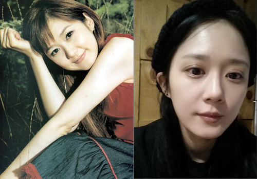 Vẻ đẹp 20 năm không đổi của các mỹ nhân Hàn - 6