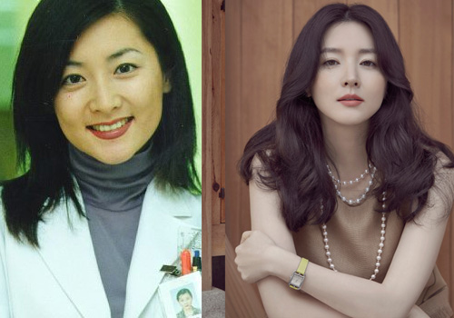 Vẻ đẹp 20 năm không đổi của các mỹ nhân Hàn - 9