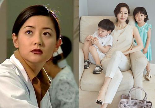 Vẻ đẹp 20 năm không đổi của các mỹ nhân Hàn - 10