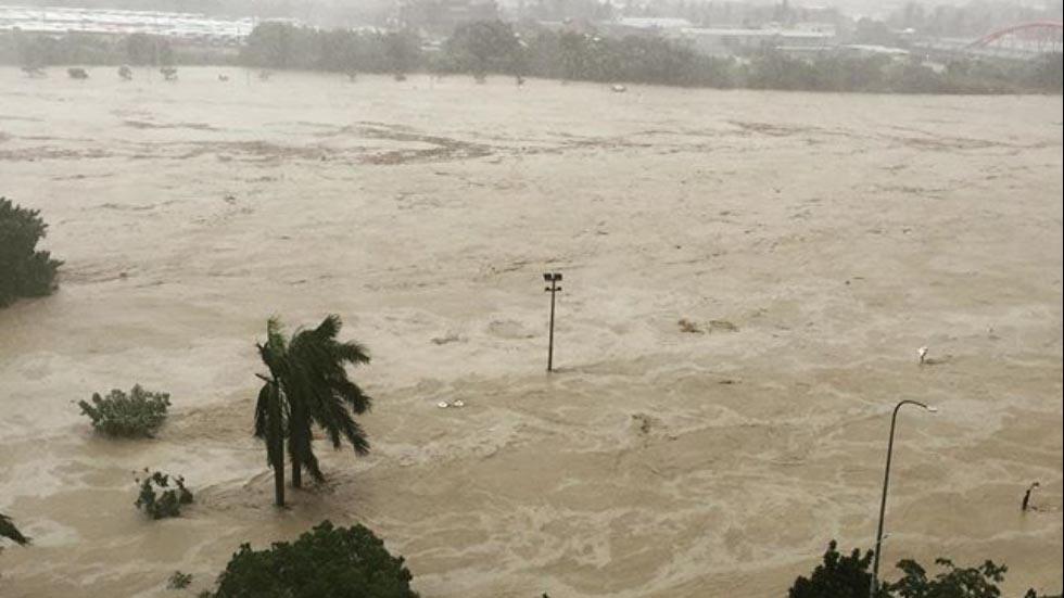 Toàn cảnh siêu bão mạnh nhất 2015 tàn phá Đài Loan - 8