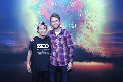 """Hơn 5.000 khán giả """"quẩy"""" hết mình cùng DJ Zedd - 5"""