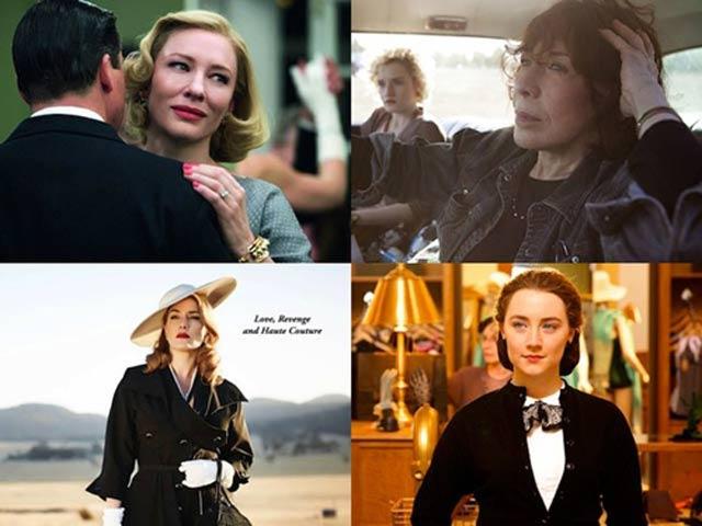 """5 nữ diễn viên có khả năng """"ẵm"""" giải Oscar 2016"""