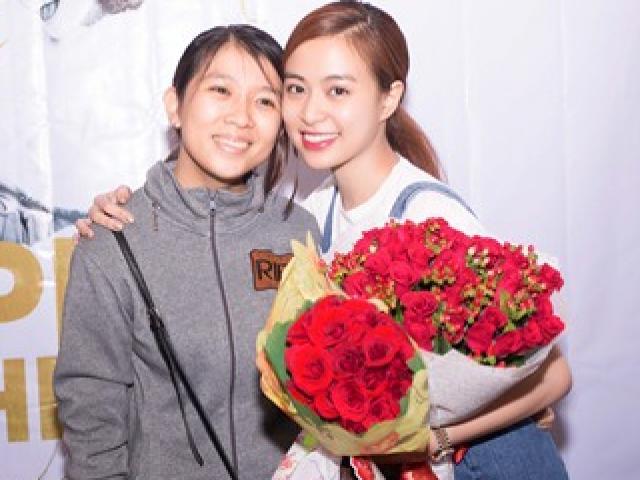 Hoàng Thùy Linh hạnh phúc trong ngày sinh nhật