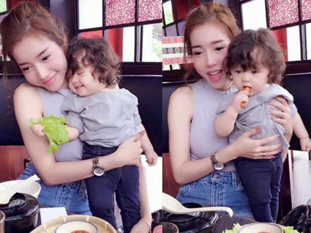 Elly Trần lên tiếng về người được cho là bố của Cadie