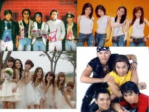 4 nhóm nhạc tồn tại lâu nhất ở showbiz Việt