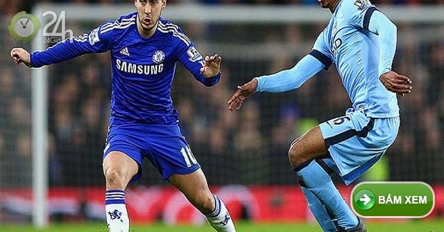 TRỰC TIẾP Man City vs Chelsea: Bóng đá trực tuyến hôm nay