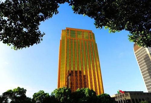 Choáng với tòa nhà vàng làm lóa mắt cả thành phố - 3