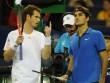 """BXH tennis 17/8: Murray """"phế"""" ngôi Federer"""