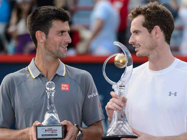 Vì sao Djokovic lại ngại Murray?