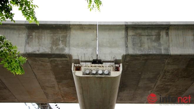 Cận cảnh lắp các đốt dầm 500 tấn cho tuyến metro Bến Thành - Suối Tiên - 11