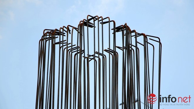 Cận cảnh lắp các đốt dầm 500 tấn cho tuyến metro Bến Thành - Suối Tiên - 14