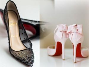 """Những đôi giày nhìn là mê của """"huyền thoại đế đỏ"""""""