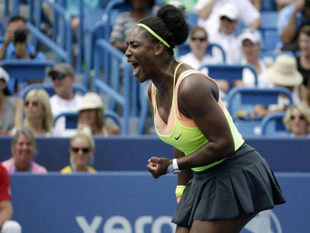 Serena – Knapp: Lần đầu tiên nhớ đời (V3 Cincinnati)
