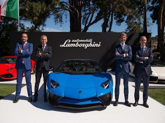 "Lộ giá xe  ""con cưng"" của Lamborghini – Aventador SuperVeloce Roadster"