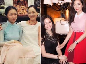 """6 cặp mẹ con """"xinh như nữ thần"""" của showbiz Việt"""
