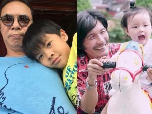 7 ông bố Vbiz tuổi về hưu vẫn lo kiếm tiền nuôi con nhỏ