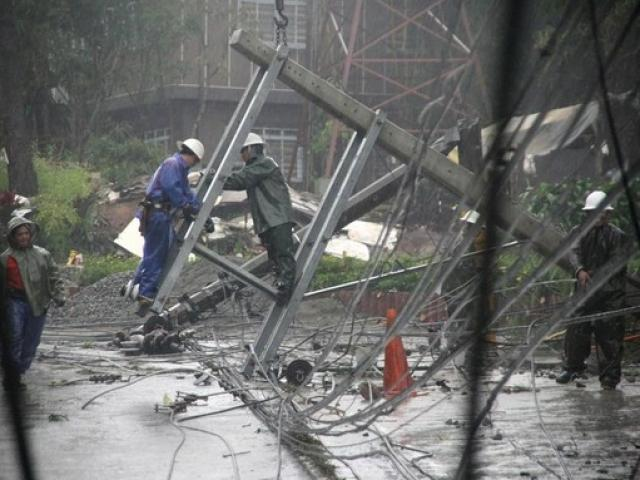 Philippines: 9 người chết vì bão Goni