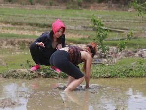 Nam Thành, Trang Pháp phải xuống ruộng bắt lươn