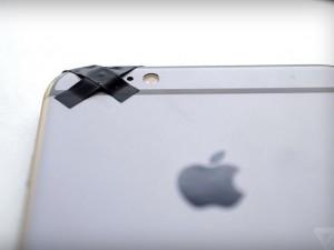Apple sẽ thay thế camera iSight lỗi của iPhone 6 Plus