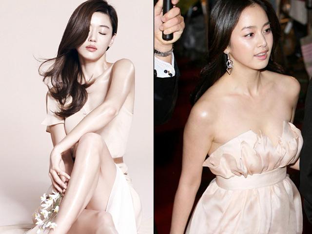 Những nữ diễn viên Hàn thu nhập nghìn tỷ một năm