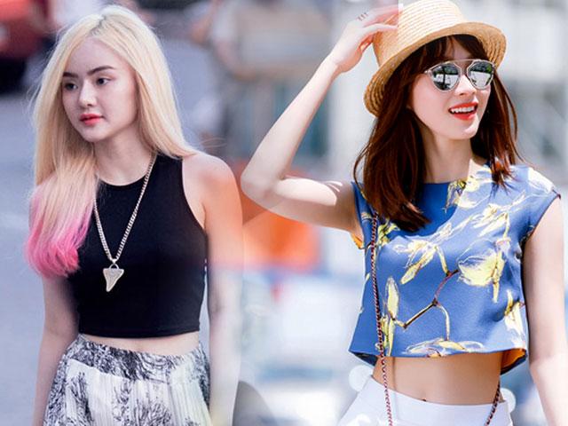 """Vòng eo không photoshop """"nhìn là mê"""" của kiều nữ Việt"""