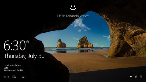 6 cặp song sinh đánh lừa tính năng nhận diện khuôn mặt trên Windows 10 - 1