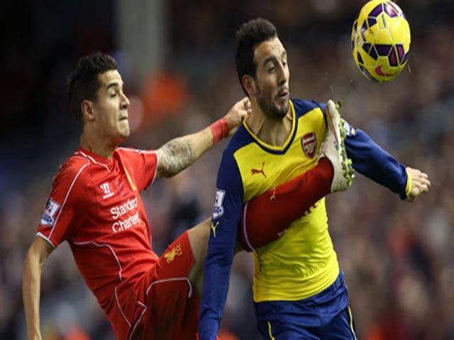 TRỰC TIẾP Arsenal - Liverpool: Nỗ lực hết mình (KT)
