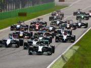 Lịch thi đấu F1: Italian GP 2015
