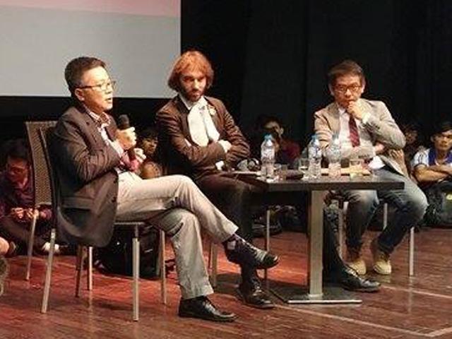 Giáo sư Ngô Bảo Châu chia sẻ về học Toán - 1