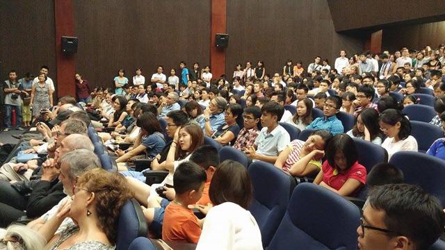 Giáo sư Ngô Bảo Châu chia sẻ về học Toán - 2