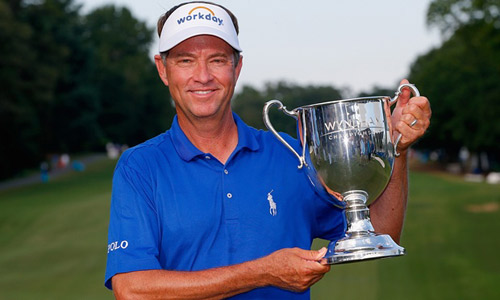 Golf 24/7: Tuổi U60 vẫn vô địch ở PGA Tour - 1