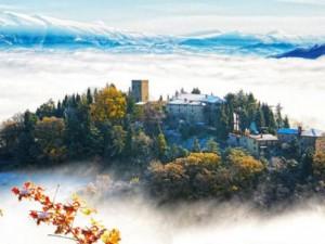 Nín thở trước những vùng đất huyền hoặc của nước Ý