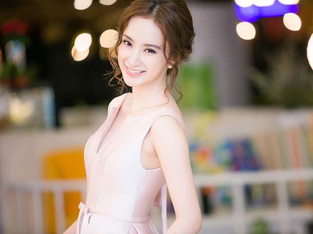 Angela Phương Trinh xinh như công chúa trên thảm đỏ