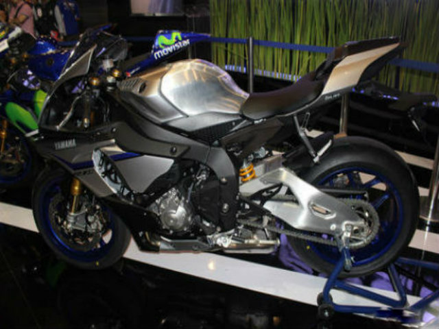 Yamaha tung xe mới YZF-R1M giá hơn 1 tỷ đồng