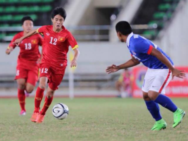U19 Việt Nam - U19 Malaysia: Vấn đề dứt điểm