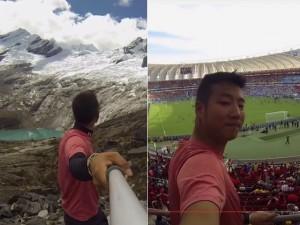Chàng trai bỏ việc du lịch 60 nước trong vòng 3 năm