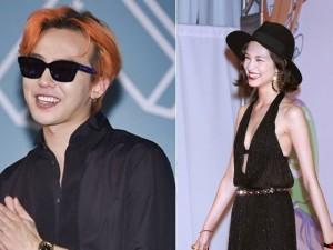 Rộ tin G-Dragon chia tay bạn gái người mẫu