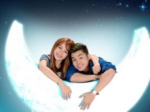 Chi Pu tình tứ cùng trai đẹp nhóm 365 ở ...cung trăng