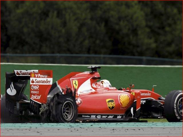 Chấm điểm Belgian GP: Tự trách chính mình (P2)