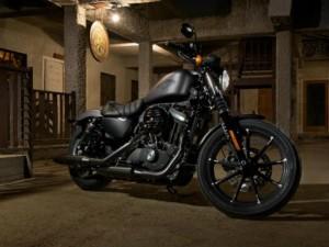 Lộ diện ba phiên bản mới Harley Davidson Dark Custom 2016