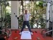 Clip: Tổng thống Putin 62 tuổi vẫn tập gym cực khỏe