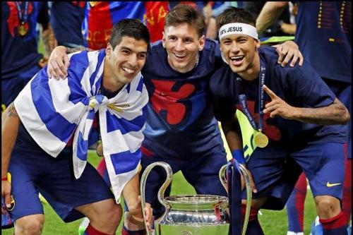 Messi không cần phải lo lắng vì anh là thiên tài bóng đá