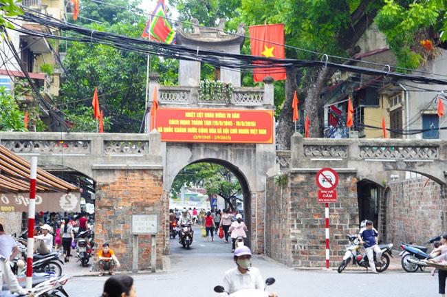 Ngắm những công trình lịch sử cách mạng Hà Nội xưa và nay - 14