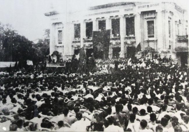 Ngắm những công trình lịch sử cách mạng Hà Nội xưa và nay - 9