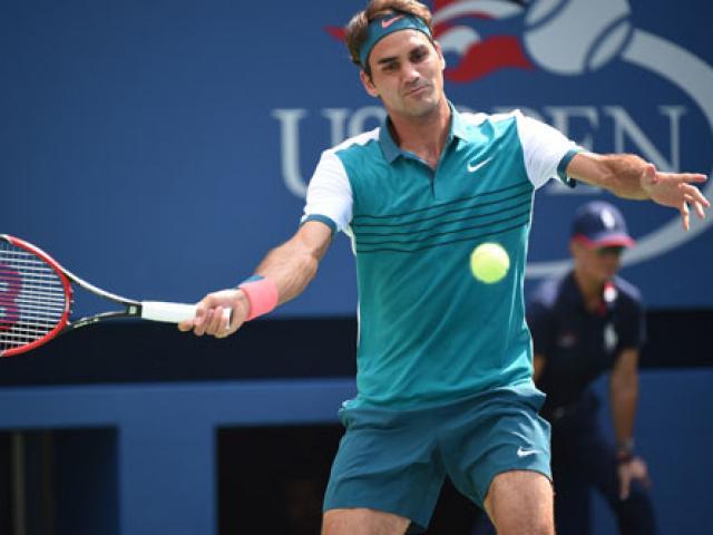"""Federer – Mayer: Xứng danh """"Tàu tốc hành"""" (Vòng 1 US Open)"""