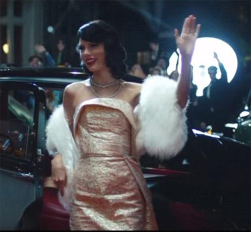 Taylor Swift trong MV Wildest Dream