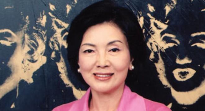 Nữ đại gia phía sau ông chủ tập đoàn Samsung - 2